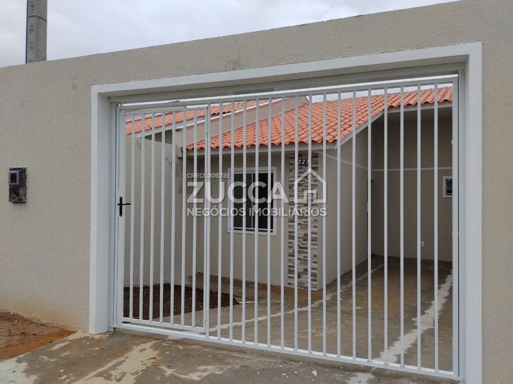 Casa Padrão venda Contorno Ponta Grossa - Referência CP - 001